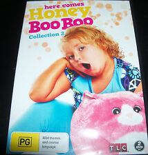Here Comes Honey Boo Boo Collection 2 (Australian Region 4) DVD - New
