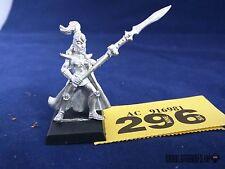 Protector de soltera WFB alto elfo warhammer fantasy Battle Games Workshop 296