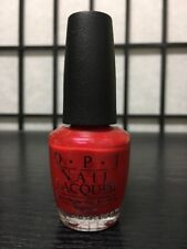 OPI M16 THE COLOR OF MINNIE nail polish lacquer 15 ml .5 fl oz