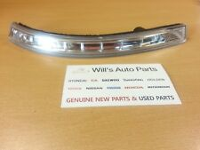 KIA SPORTAGE 2011-2013 GENUINE BRAND NEW Right Side Mirror Signal Lamp