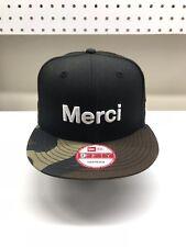 New Era Merci Paris Camo France Exclusive Brand New Unworn 9fifty Snapback