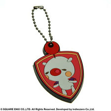 Final Fantasy Moogle Theatrhythm PVC Key Chain