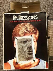 Vintage Pinpressions With Box