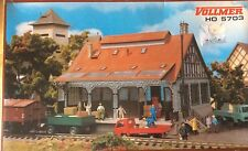Vollmer HO Goods Shed Kit # 5703 New in box
