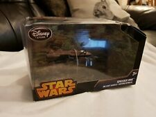 Disney Store/Lucas Film Speeder Bike Die-Cast Star Wars BNIB