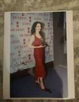 BEBE NEUWIRTH SIGNED 8X10 PHOTO LILITH CHEERS FRASIER W/COA+PROOF RARE WOW