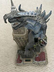 Godzilla Spardose New York Diorama 30cm Figur 1998