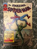 Amazing Spider-Man #20 - 1st Scorpion! Marvel Comics Spiderman