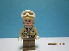 Star Wars-Hoth Rebel Trooper Weiße Uniform Stirnrunzeln