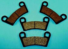 Front Brake Pads for POLARIS RZR S800 EFI (2009-14)