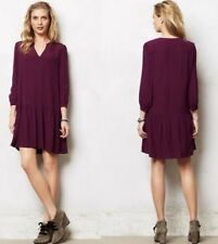 Anthropologie Maeve Galina Mini Tunic Dress Sz Small
