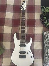 Ibanez RG421 White 7 String Guitar