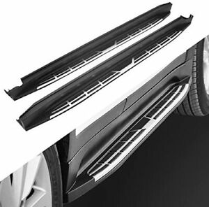 Fit for Hyundai Tucson 2015-2020 Door Side Step Pedal Running Board Nerf Bar