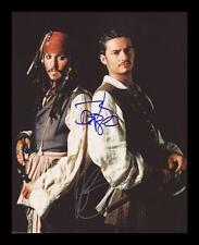 PIRATES OF THE CARIBBEAN  AUTOGRAPHED SIGNED & FRAMED PP POSTER PHOTO