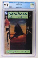 Sandman #9 - DC/Vertigo 1989 CGC 9.4 1st Appearance of Nada.