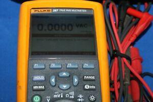 Fluke Digitalmultimeter FLUKE-287 Multimeter Digitalmultimeter RMS Multi Meter