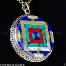 Collane e pendagli di lusso con gemme in argento perla
