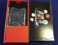 NIB MOTOROLA Cliq MB200 Smartphone Black Android Unlocked GSM Cell Phone