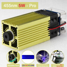 40W Laser Engraving Module, Focusable Head for Laser Engraver Cutting Machine