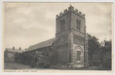 Northamptonshire postcard - Northampton, St Peter's Church (A56)