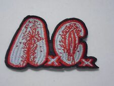 ANAL CVNT A.C. EMBROIDERED PATCH