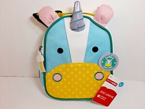 ZOO LUNCHIE INSULATED LUNCH BAG - UNICORN Toddler Food Storage