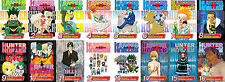 Hunter x Hunter Series MANGA by Yoshihiro Togashi Collection Set 1-16!