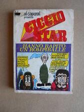 CICCIO STAR - Al Caporal presenta n°2 1975 ed. Giacchetti  [G528-3] Buono