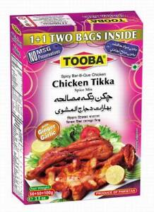 """""""NEW"""" Classic TOOBA CHICKEN TIKKA SPICE MIX Spicy&HOT