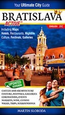 Bratislava Active - Guidebook, English / Your Ultimate City Guide