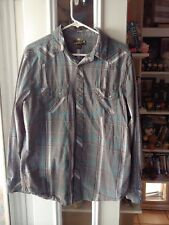 Men's Large Helix Long-sleeved Shirt