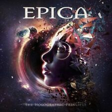 EPICA - THE HOLOGRAPHIC PRINCIPLE - 2CD DIGIPACK NEW SEALED 2016