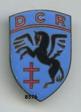 Insigne train , Dét. de Circulation Routière  /  1  DFL.