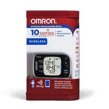 Omron 10 Series Wireless Wrist Blood Pressure Monitor BP653 - Black