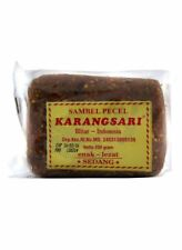 Karangsari Indonesia Satay / Pecel / Salad Peanut Sauce Medium Spicy 2 x 200 gr