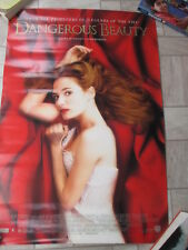 DANGEROUS BEAUTY DOUBLE-SIDED 27x40 Original Movie Poster Catherine McCormack
