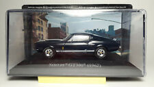 FORD MUSTANG SHELBY GT 500 1967 DIECAST 1:43 ALTAYA NUEVO AMERICAN CARS