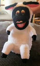Black Faced Full Bodied Lamb Sheep Ventriloquist Puppet for Ministry or Teachers