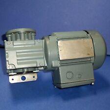 SEW-USOCOME 460V .41A 1600/49 RPM GEAR MOTOR, WAF10DT56L4