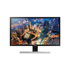 SAMSUNG Monitor 28 LED U28E570DS 3840x2160 Pixel 4K Ultra HD Tempo di Risposta 1