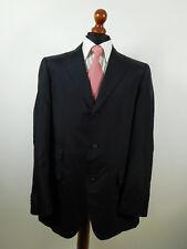 Raffaele Caruso chaqueta talla 106 (54) largo 100% seda absoluta impecable