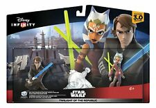Star Wars Twilight Of The Republic Play Set Ahsoka & Anakin Disney Infinity 3.0
