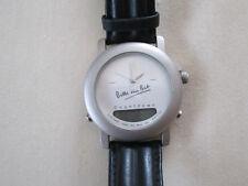 Armbanduhr Uhr  Bitburger Bitte ein Bit limitierte Sonderedition Lederarmband