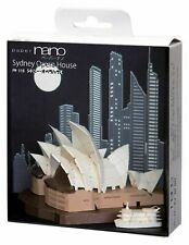 Kawada - Paper Nano - Sydney Opera House PN115 - Paper Model - New