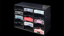 15 Deck Carbon Fiber Playing Cards Cabinet Display