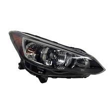 Headlight Halogen Right Passenger For 2008-2019 Subaru Crosstrek (Fits: Subaru)