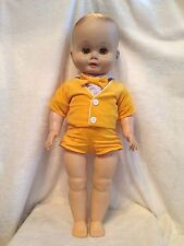 """Vintage 1950's American Character 23"""" Baby Doll - Drinks & Wets"""