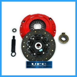 UFC RACING STAGE 2 HD CLUTCH KIT for 1991-1999 SATURN SC SL SW 1 2 1.9L 4cyl