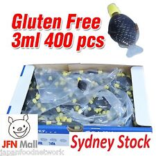 Gluten Free Fish Shape Mini Soy Sauce 3ml / 400pc