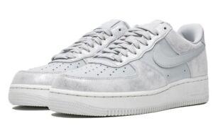 🔥Nike Wmns Air Force 1 '07 Prem Pure Platinum Glitter (616725-011) Size 7.5